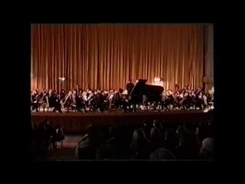 Yevgeny MOROZOV (17): Liszt Piano Concerto No.1 / Лист Концерт №1 для фортепиано с оркестром