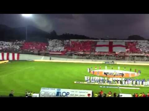 Varese Sampdoria, squadre in campo