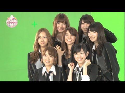 「AKB48+Me」CMメイキング映像 / AKB48[公式]