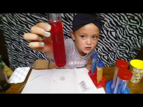 Easy Science Projects you can do at home!!! (видео)