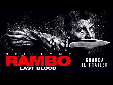 Preview Trailer Rambo: Last Blood , trailer ufficiale italiano