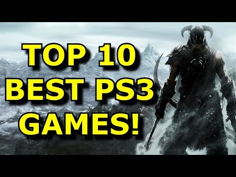 TOP 10 Must Play PS3 Games!