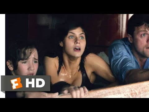 San Andreas (2015) - Not High Enough Scene (9/10) | Movieclips