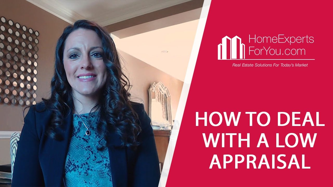 What Happens When a Home Doesn't Appraise?