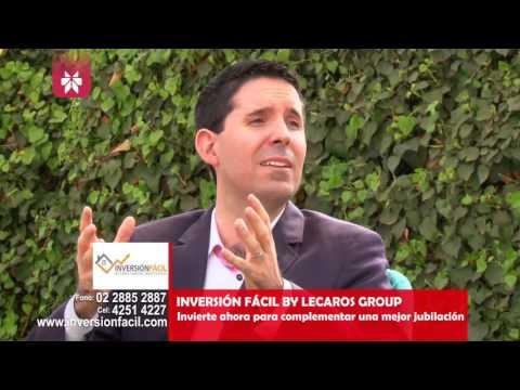 REPORTAJE INVERSION FACIL OCTUBRE 2015
