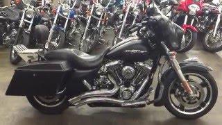 3. 2010 Used Harley Davidson Street Glide FLHX