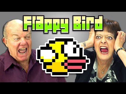 bird - Flappy Bird BONUS REACTIONS: http://goo.gl/UXCm3D SUBSCRIBE! New vids every Sun/Thu/Sat: http://goo.gl/aFu8C Watch all episodes of REACT http://goo.gl/4iDVa ...