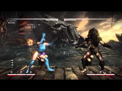 MKX Mournful Kitana guide (видео)