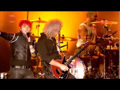 My Chemical Romance Welcome To The Black Parade Live With Brian May!