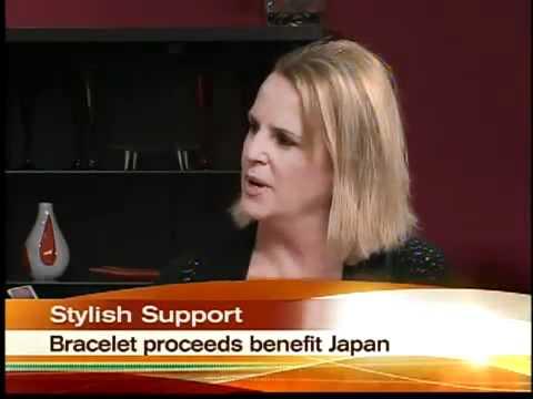 Helping Hand for Japan Bracelets