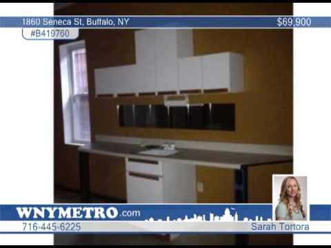 Home for sale in Buffalo, NY | $69,900