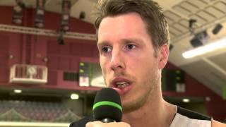 Inför Borås-LF Basket 2014-10-30