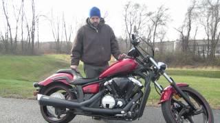 9. 2012 Yamaha Stryker