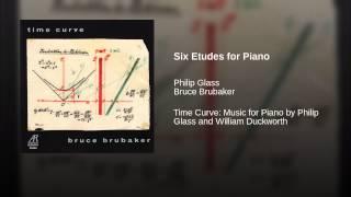 Six Etudes for Piano - q = 96 Philip Glass