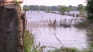 Red River Continues to Flood North Louisiana Farms