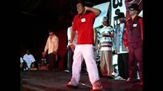 Aja, Breeze Lee, Popula, Jr.Boogaloo – Bboy Summit 2006 Popping Prelims