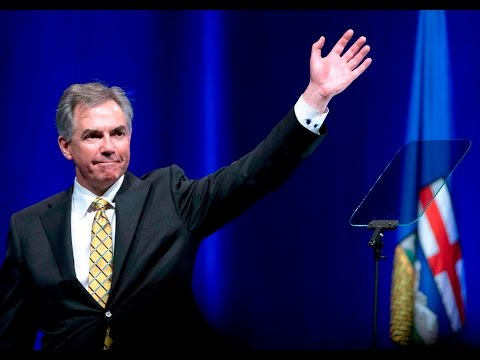 A timeline of Jim Prentice's leadership in Alberta politics