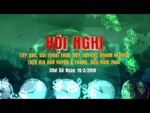 Hoi Nghi Hoi DN Chư Sê 6 tháng đầu năm 2018
