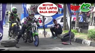Video Kejadian LUCU Drag Bike 201m Indramayu MP3, 3GP, MP4, WEBM, AVI, FLV April 2017