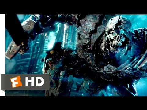 Transformers: The Last Knight (2017) - Undead Transformers Scene (5/10) | Movieclips
