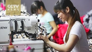 How is China's garment industry dealing with rising labor co...