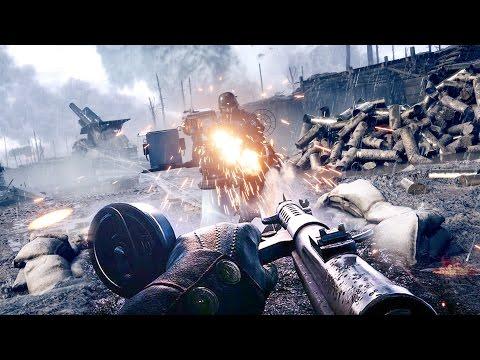 BATTLEFIELD 1 — Боль, безумие и страдания! (60 FPS)