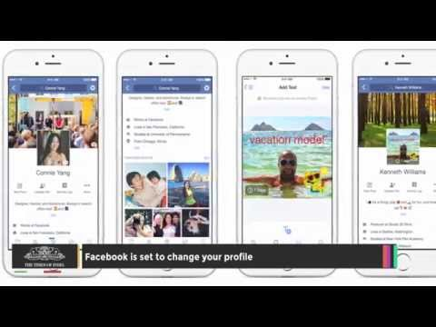Facebook Update | Facebook is Set to Change Your Profile
