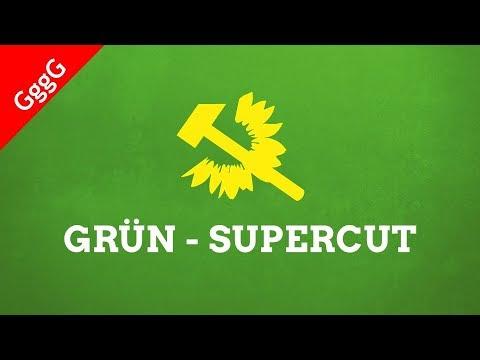 Die GRÜNEN - Supercut