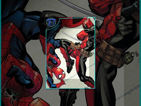 Homem Aranha E Deadpool - Dublado Motion Comic ( Marvel Comics ) 🎬