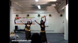 Danza del ventre online - Saidi: la danza col bastone!