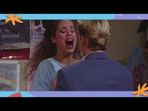 The Time Zack Morris Got Jessie Hooked On Caffeine Pills