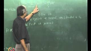 Mod-08 Lec-42 Integration As A Limit Of Sum