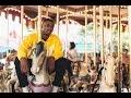 Vince Staples Hits Disneyland
