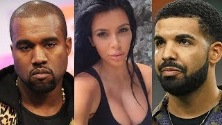 Kanye West Goes Off on Drake and Nick Cannon for Disrespecting Kim K