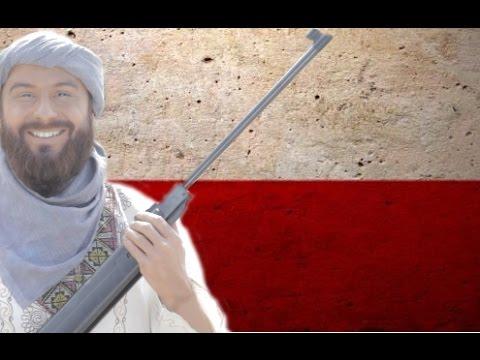 Wesoły Talib - początek