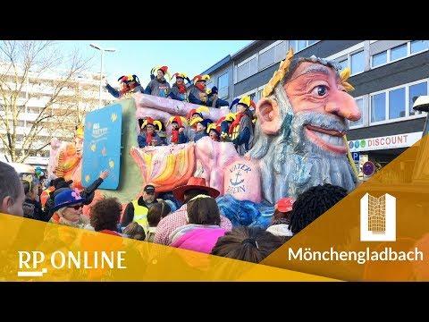 Karneval 2018: So schön war der Veilchendienstagszu ...