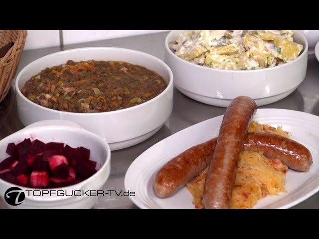 Dieses Essen bringt Dir Glück und Segen | Neinerlaa aus dem Erzgebirge