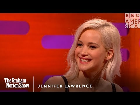 Harrison Ford Doesn't Know Who Jennifer Lawrence Is - The Graham Norton Show