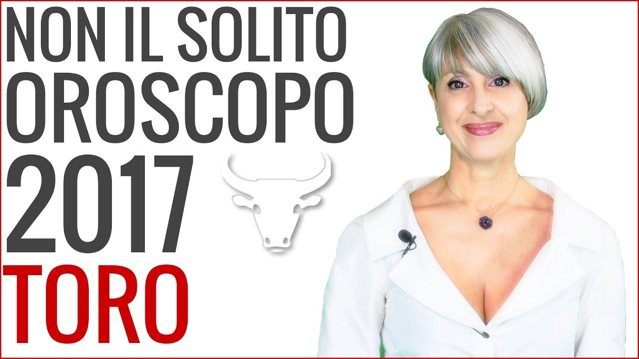 OROSCOPO 2017 ★ Toro