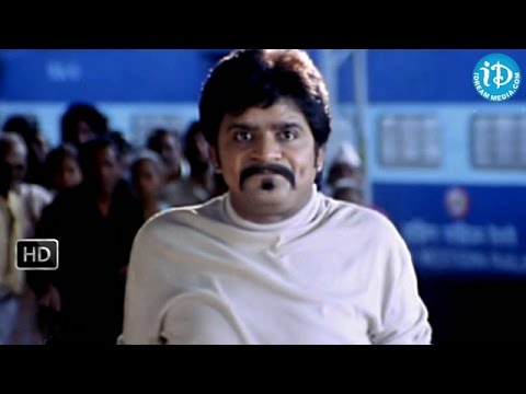 Raam Movie - Ali, Nitin, Genelia Action Scene