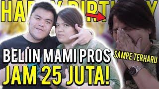 Video SURPRISE ULANG TAHUN MAMI PROS PALING HEBOH SAMPE TERHARU ! MP3, 3GP, MP4, WEBM, AVI, FLV Agustus 2019