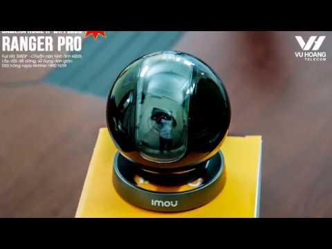 Video hướng dẫn cài đặt Camera IP Wifi Ranger Pro IPC-A26HP-IMOU