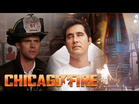 A Magic Trick Gone Terribly Wrong!   Chicago Fire