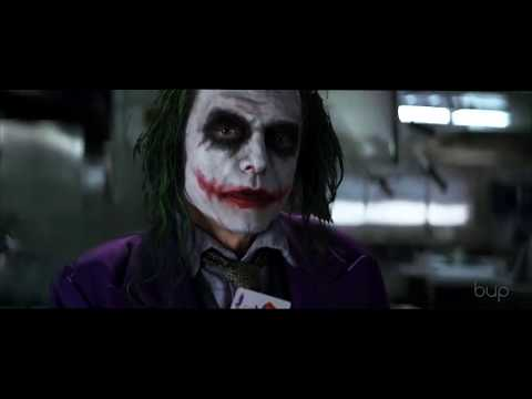 Tommy Wiseau's Joker Audition Edited Into The Dark Knight Is Art