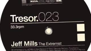 Download Lagu TECHNO - Jeff Mills - The Extremist (Retro Mix) - Tresor 023 Mp3