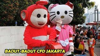 Video Dibalik layar Badut badut lucu CFD Jakarta MP3, 3GP, MP4, WEBM, AVI, FLV Agustus 2018
