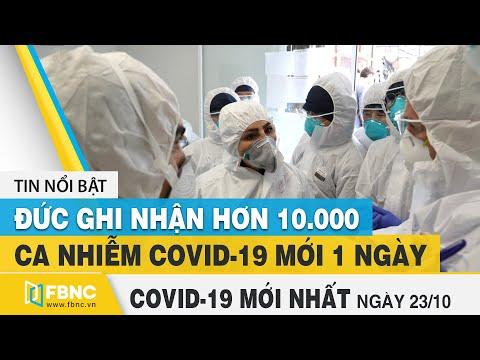 Tin tức Covid-19 mới nhất hôm nay 23/10 | Dich Virus Corona Việt Nam hôm nay | FBNC