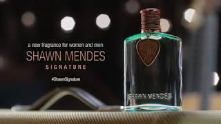 Shawn Mendes Signature Fragrance