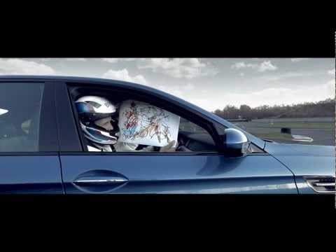 Video: BMW M – The Fastest Christmas Card In The World