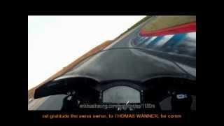 6. EBR 1190 RS Erik Buell Racing Demoride onboard Oschersleben